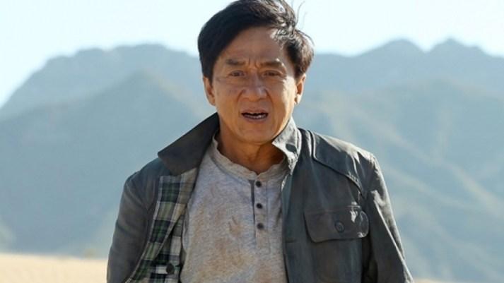 Jackie Chan (Foto: Reprodução)