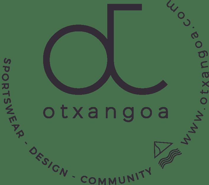 Logotype Rond - Bleu - Fond Transparent - HD - Otxangoa