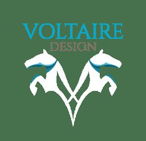 Logotype - Voltaire Design x Otxangoa