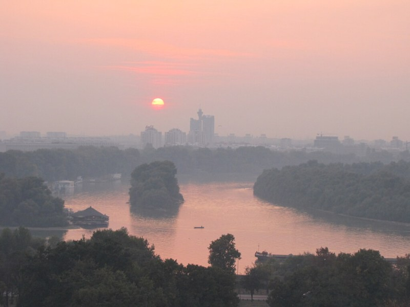 Belgrade en Serbie