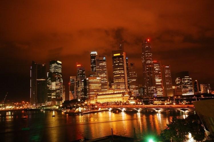skyline-singapour