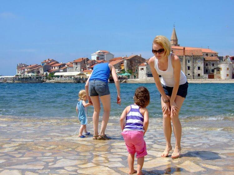C'est aussi l'occasion de profiter des magnifiques plages du littoral croate