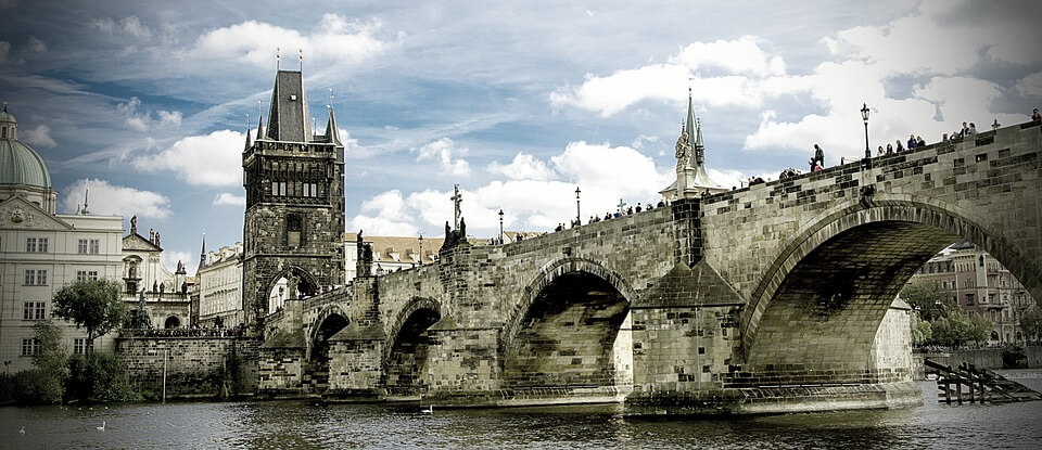 Les vieilles pierres de Prague