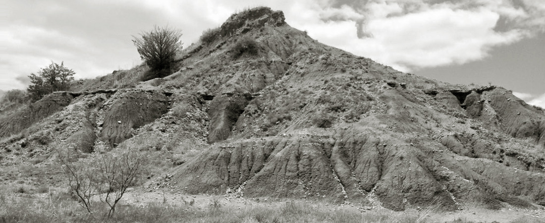 image of outcropping