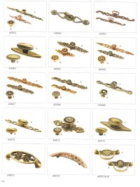 Antique Brass Kitchen Door Handles | Antique Furniture