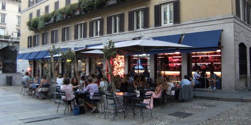 Brunch Cafe Marc Jacobs Milano  TopBrunch