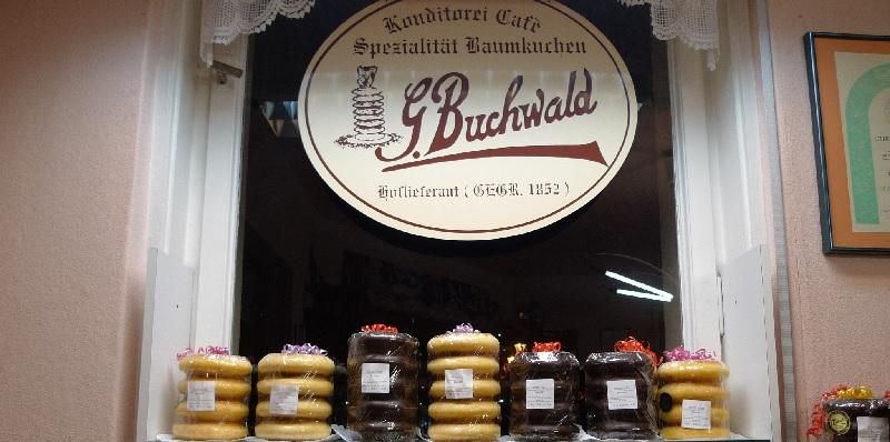 Brunch Konditorei  Caf G Buchwald Berlin  TopBrunch