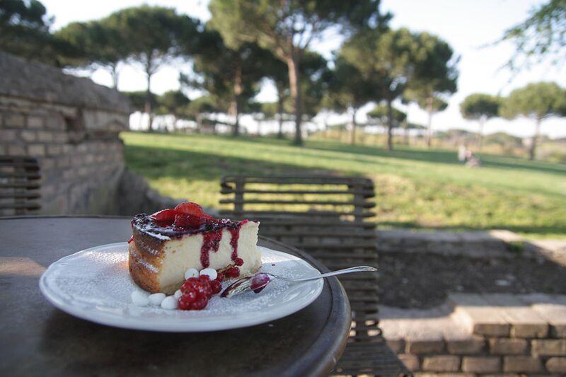 Brunch ViVi Bistrot Villa Pamphili Roma  TopBrunch