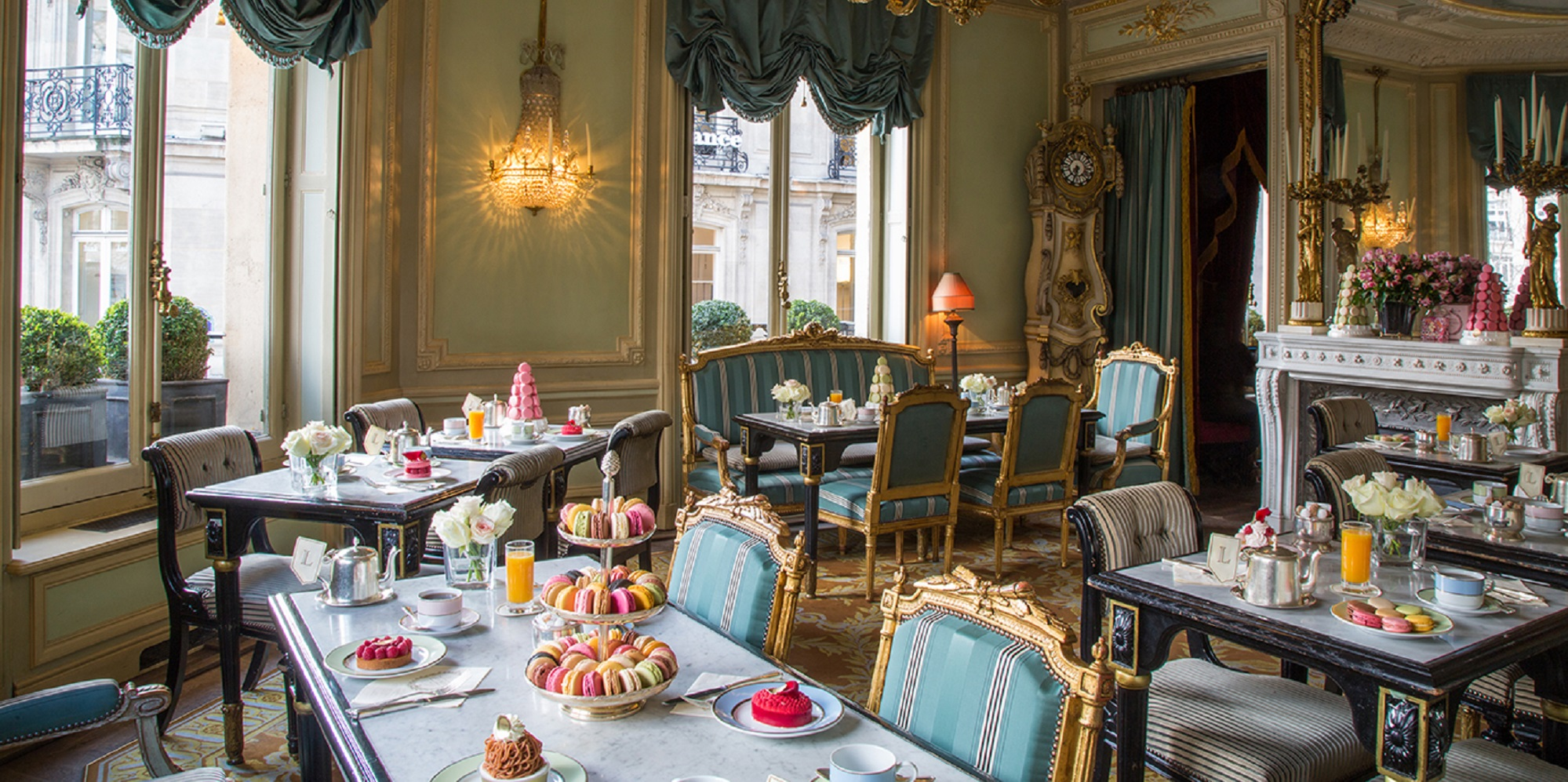Brunch Ladure ChampsElyses 75008 Paris  OuBruncher