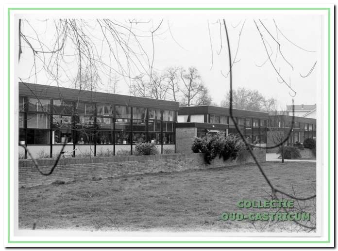 Therapie Werkplaatsen voorzijde, Duin en Bosch in Bakkum.