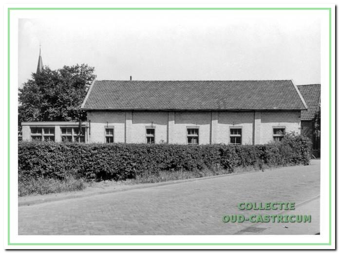 Het bedrijfspand aan de Korte Cieweg, waar tussen 1919 en 1946 achtereenvolgens vijf drukkerijen gevestigd waren.