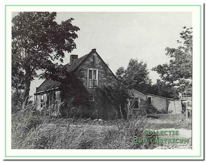 Het huisje aan de Kooiweg.