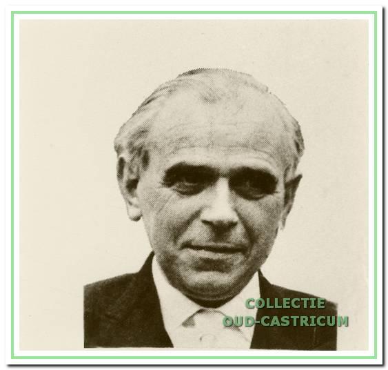 Adrianus de Jongh, arts te Castricum in de periode 1946 - 1971.