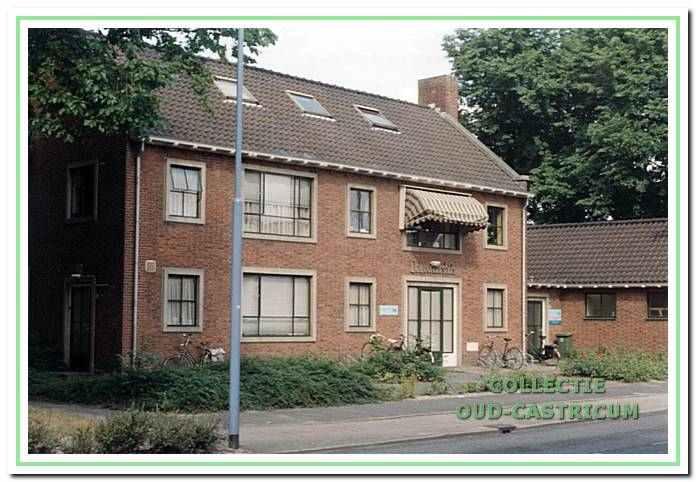 Het Leenaershuis, in 1959 in gebruik genomen door de gezamenlijke kruisverenigingen.