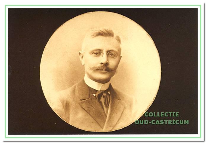 Yeb Schoonhoff arts te Castricum in de periode 1905 - 1926.