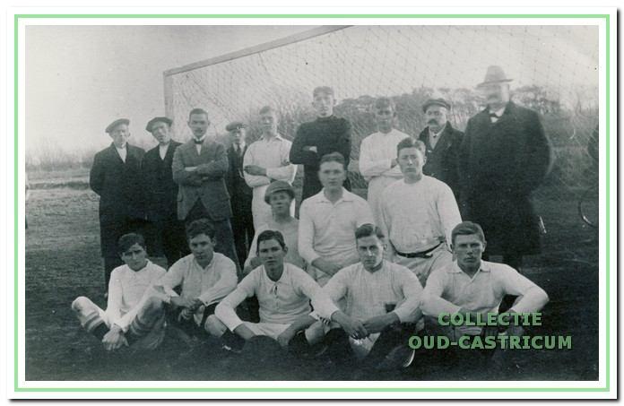 Het allereerste eljial van de eerste vereniging CSV (circa I911- 1925).