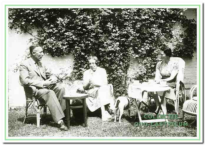 Dokter van Nievelt was van 1939 tot 1963 huisarts.