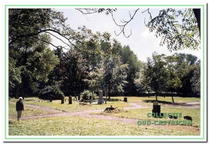 Begraafplaats Duin en Bosch in Bakkum.