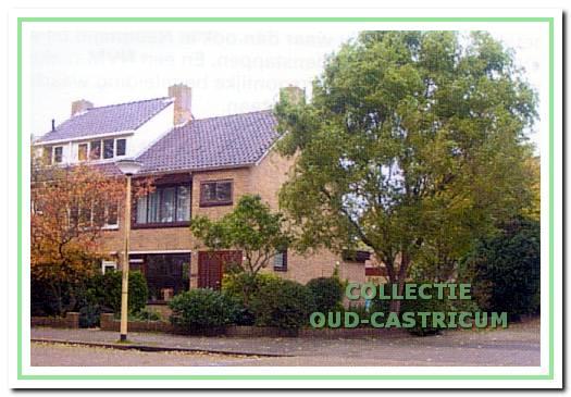Jan van Nassaustraat 11 in Castricum.