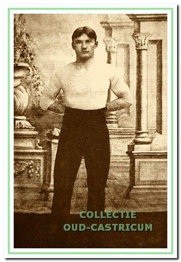 Janus Hopman richtte de eerste gymnastiekvereniging in Castricum op.