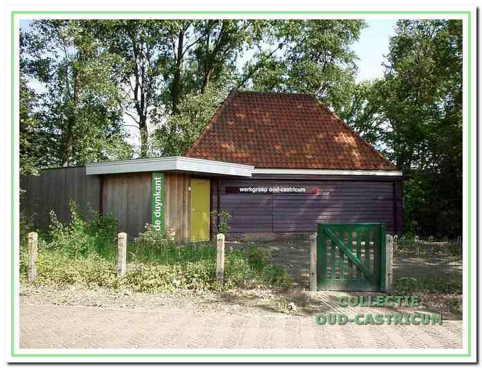 De Duynkant na uitbreiding met het Historisch informatie Centrum in 2002.