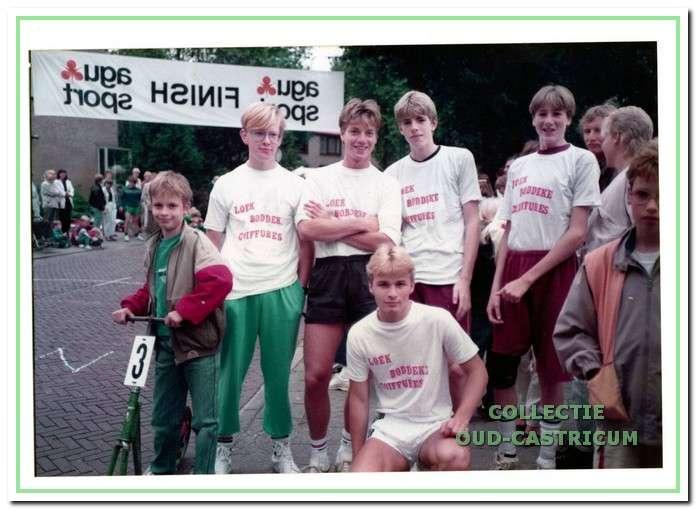 Autopedrace Bakkum 1986.