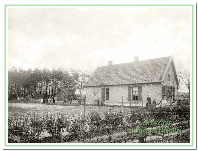 Jachthuis Fochteloo, gebouwd in 1890.