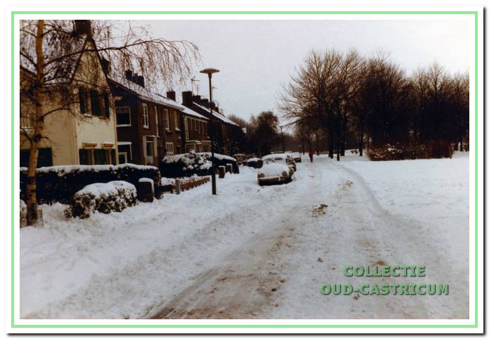 Een winterse Schelgeest 24 januari 1984.
