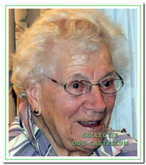 Alie Veldt-Zomerdijk (1918-2009).