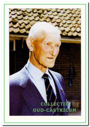Klaas Veldt, oud-wethouder van Castricum, werd gekozen tot eerste voorzitter van de werkgroep.