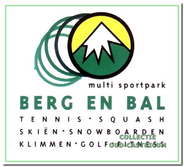 Multisportpark Berg en Bal.