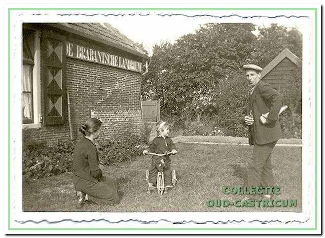 Bij de Brabantse Landbouw ...