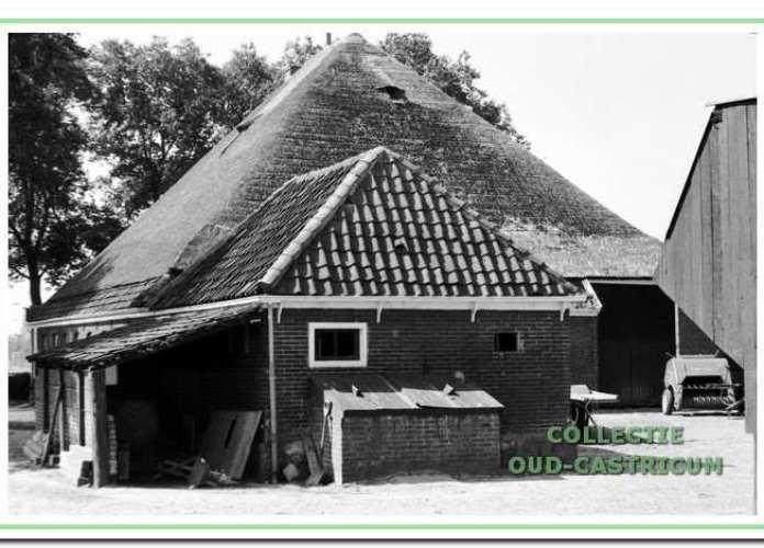 Serre personeelsziekenhuis. Op deze plaats is later De Clinghe gebouwd.