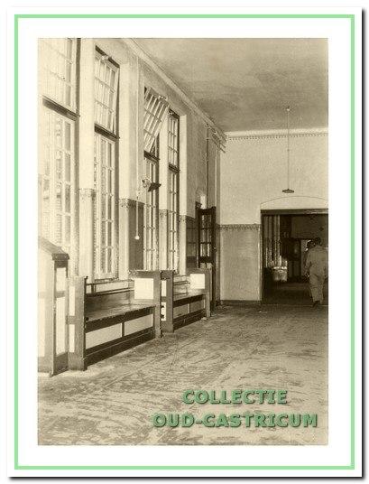 Daggang in gebouw De Loet (het vroegere Mannen 2).