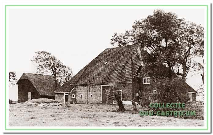 Afb. 14 Boerderij Kronenburg.