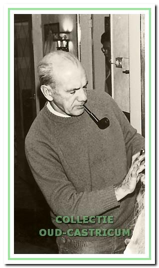Forento verloor in november 1978 Guus Glass, die jarenlang het grimewerk en de decorbouw verzorgde.