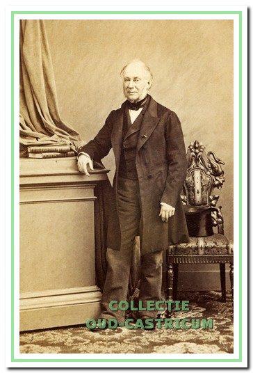 Jonkheer Gevers van Endegeest (1793-1877).