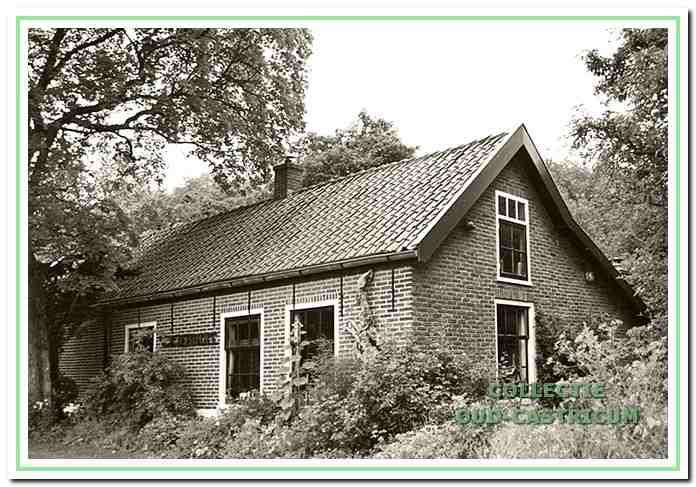 Het Voerhuis bij de Kruisberg in Heemskerk, waar de Kortenoevers ruim zestig jaar hebben gewoond.