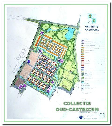 Het bestemmingsplan Noordend dat in 1970 werd vastgesteld. De hoogbouw Molenveide, Plantenhove en Bloemgaarde was geschrapt en daarvoor moesten afzonderlijke plannen worden gemaakt.