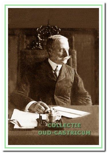Jacob Boreel van Hogelanden, burgemeester van Castricum van 1877 tot 1888.