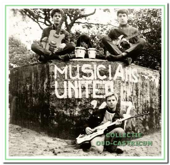 In juni 1967 zag de groep 'Musicians United '67' het levenslicht.