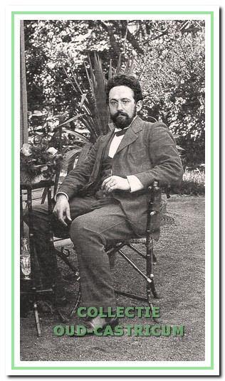 De Leidse archeoloog Holwerda (1873-1951)