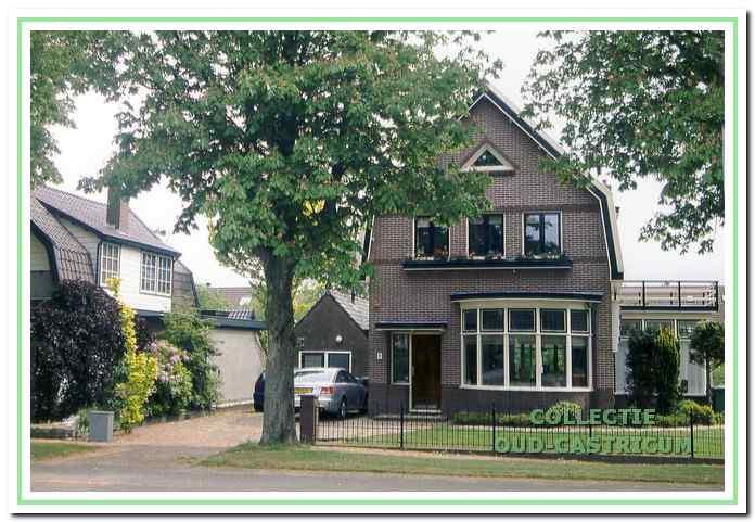 Huize de Vliethof Beverwijkerstraatweg 60.