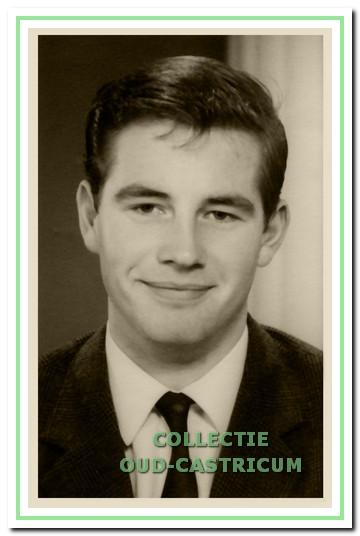 Karel Hille begon zijn carrière in 1965 bij het Nieuwsblad voor Castricum.