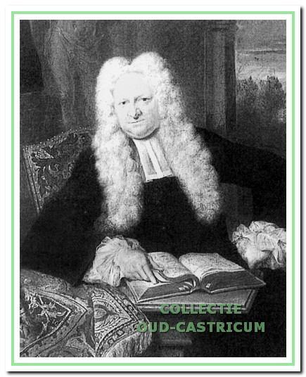 De Heerlijkheid Castricum was in 1664 in bezit gekomen van de familie Geelvinck.
