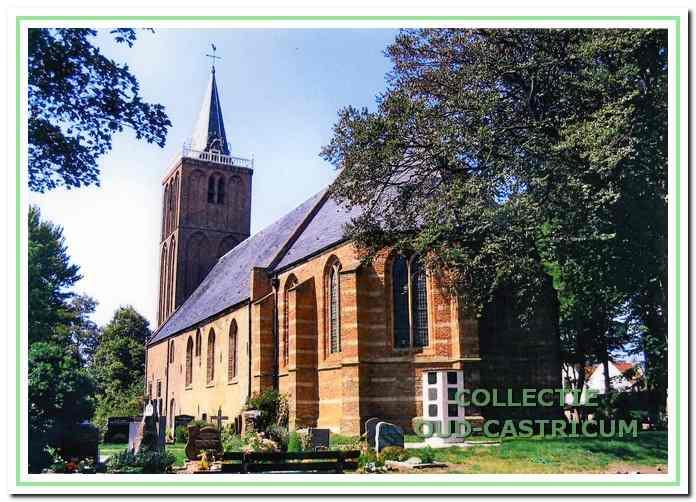 Nederlands Hervormde kerk.