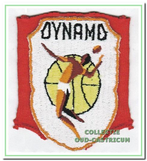 Logo van Dynamo.