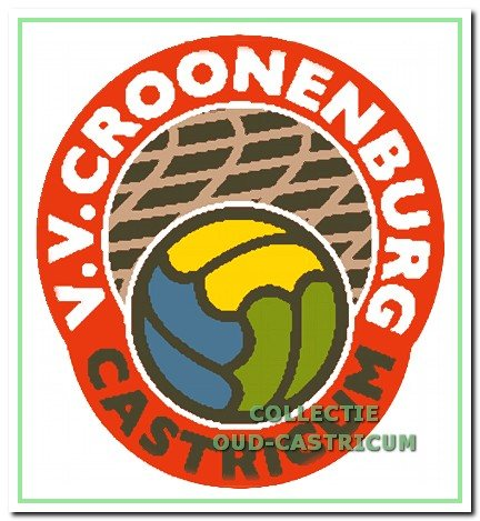Logog van Croonenburg.