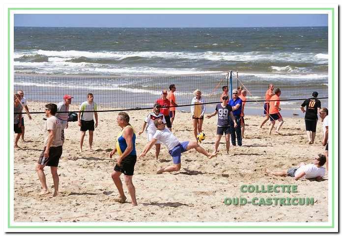 Het beachvolleybaltoernooi werd in 2016 voor de 25e keer gehouden.
