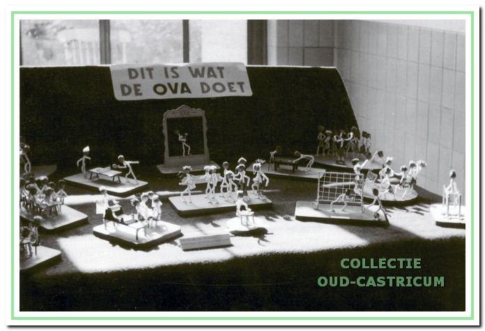 Het zou uiteindelijk de in 1936 opgerichte vereniging O.V.A. (Ontspanning voor Allen) zijn, die en personeel en patiënten in clubverband samenbracht bij sport (de Vierdaagse in Nijmegen, voetbal, sportdagen etc.) en bij zang en muziek.